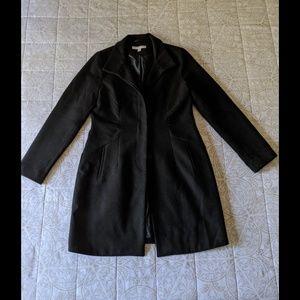 New York & Company | Black Pea Coat